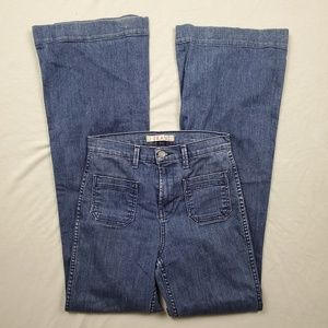 J BRAND Mystery High Rise Flare Jeans 26